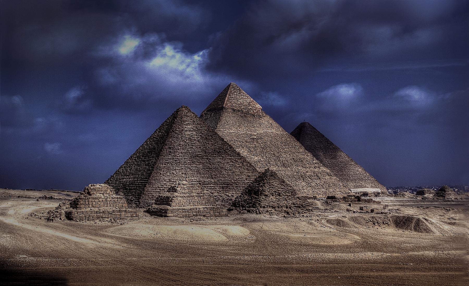 Plagi Egipskie