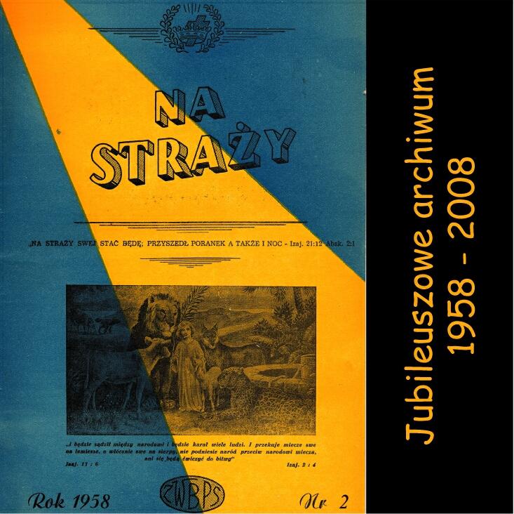 50 lat Na Straży – archiwum na płycie CD