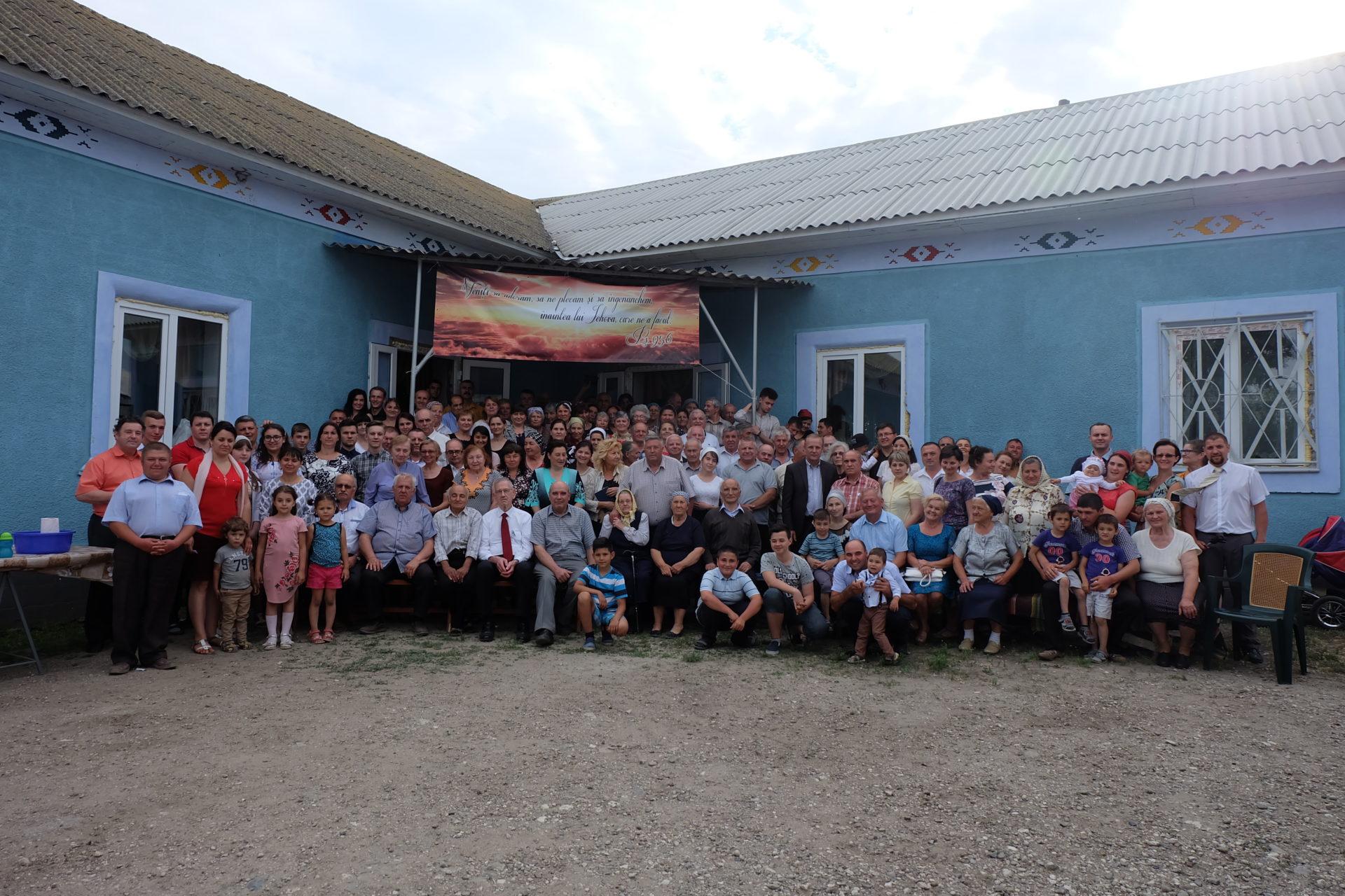Konwencja w Mołdawii